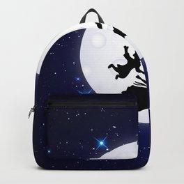 Flying to Neverland Backpack