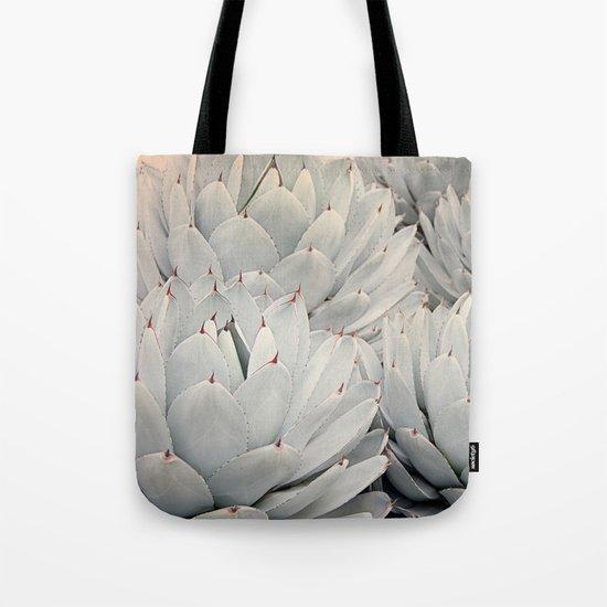 Succulent Blush Tote Bag