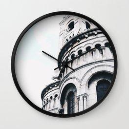 France Series 1 Wall Clock