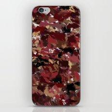 Leafs of Fall iPhone & iPod Skin