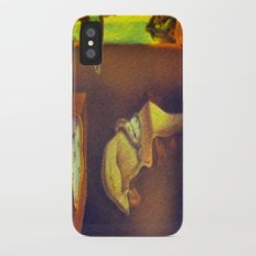The Persistence of Memory  iPhone X Slim Case