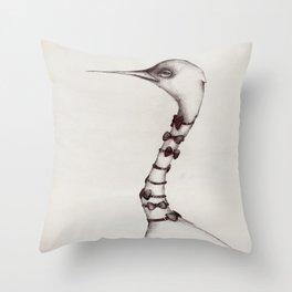Garza Elegante Throw Pillow