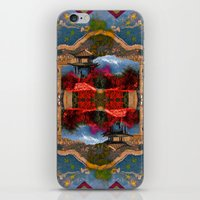 china iPhone & iPod Skins featuring China. by Grant Pearce