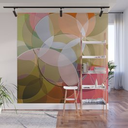 Abstract Composition 626 Wall Mural