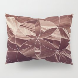 Secret in the canyon Pillow Sham
