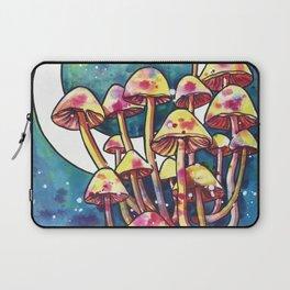Mushroom Patch Laptop Sleeve