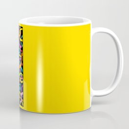 Letter I Coffee Mug