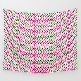 Pink Eye Wall Tapestry