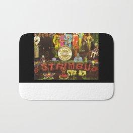 Sgt. Strimbu's Huey Joel Elite Band Bath Mat