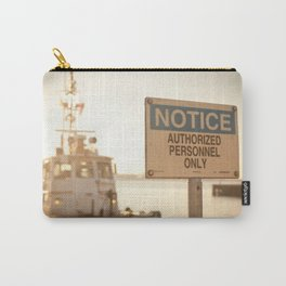Authorized Personnel Carry-All Pouch