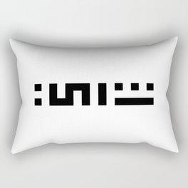 Chai aka Tea Rectangular Pillow