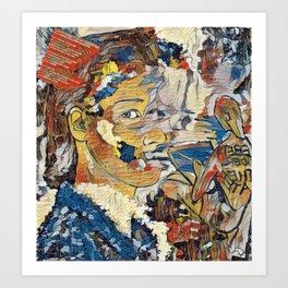 After Charlotte Salomon Art Print