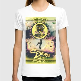 Kai Karate Wax Ways Strike Show T-shirt