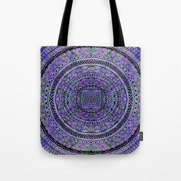 Zentangle Mandala Tote Bag