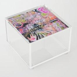 Beautiful Girl Acrylic Box