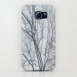 Blue Sky and branches. iPhone Case