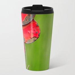 Metal Petal (peace) Travel Mug
