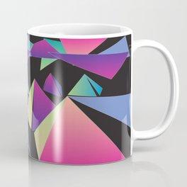 Pyramid Clouds Coffee Mug