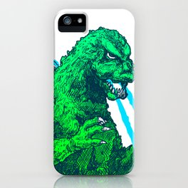 atomic blast iPhone Case