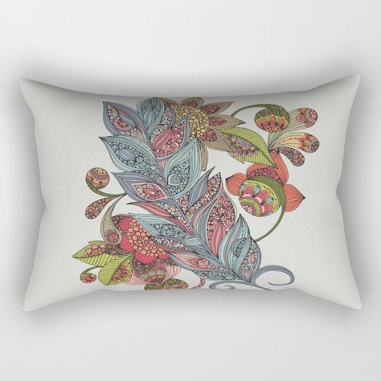 One little feather Rectangular Pillow