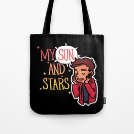 My Sun and Stars Tote Bag