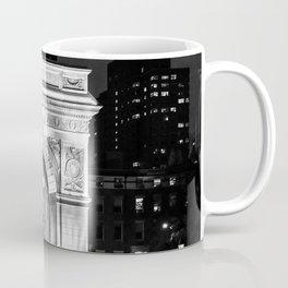 WSQ Arch Illuminated Coffee Mug