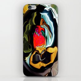 Diverse Viewpoints iPhone Skin