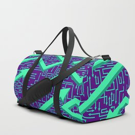 Misdirection - II Duffle Bag