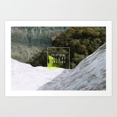 Everything Will Be Amazing Art Print