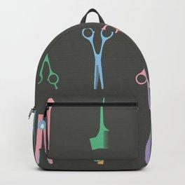 Hair stylist Life Backpack
