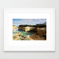giants Framed Art Prints featuring Twin Giants by Chris' Landscape Images & Designs