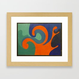 These Arms Framed Art Print