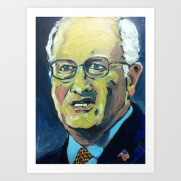 Taliban Republican: Dick Cheney Art Print