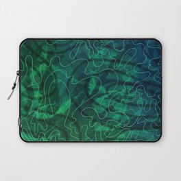 Hongoland-Holiday pattern Laptop Sleeve