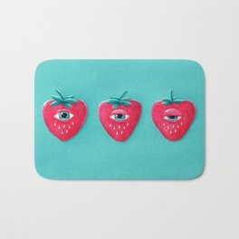 Cry Berry Bath Mat