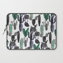 Cactus Prickles Laptop Sleeve