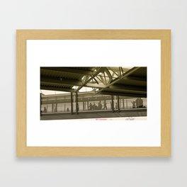 LastCall Framed Art Print
