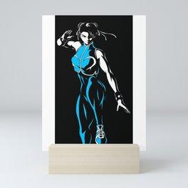 Chun Li  Mini Art Print