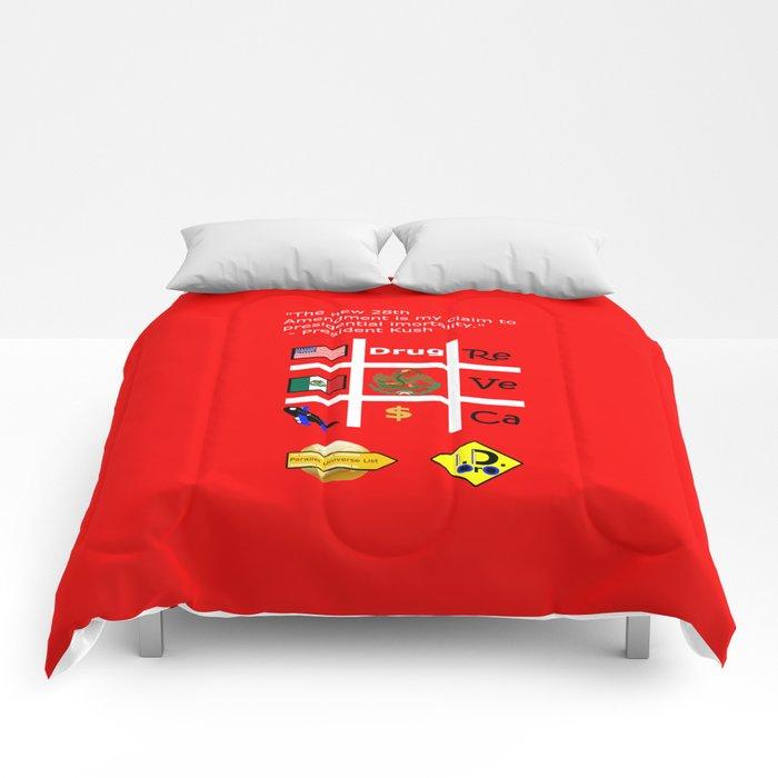 28th Amendment Comforters