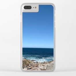 Beautiful summers day at Kamay Botany Bay National Park, NSW, Australia Clear iPhone Case