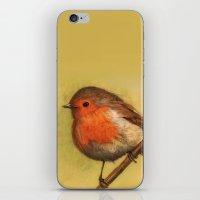 birdy iPhone & iPod Skins featuring Birdy by ioanazdralea