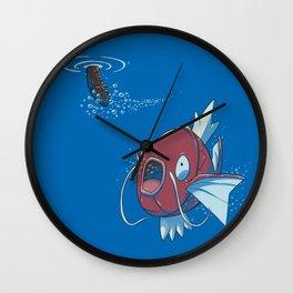 Fishing.... !!! Wall Clock