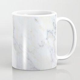 Luxury Gray Marble Coffee Mug