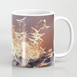 Nature emerges from her slumber Coffee Mug
