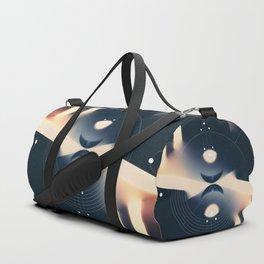 Cosmic Type Duffle Bag