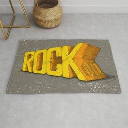 Rock On Rug
