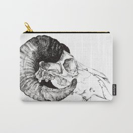 Skull study Carry-All Pouch