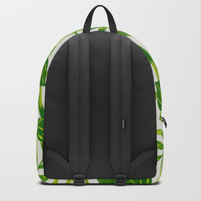Tropical Leaves Vibes #2 Backpack