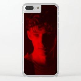 Troye Sivan - Celebrity (Florescent Color Technique) Clear iPhone Case