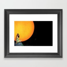 Hawaiian Sun Framed Art Print